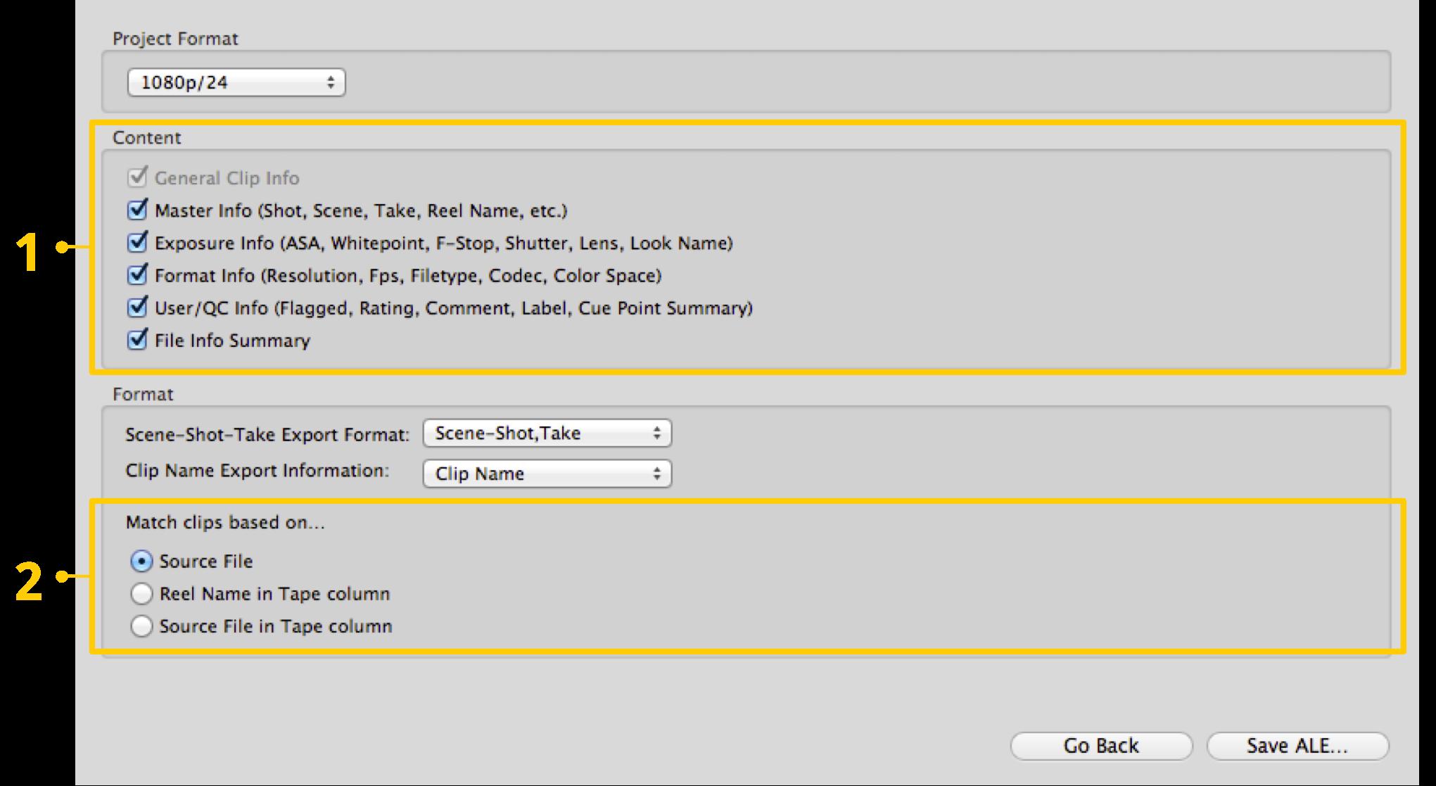 Transferring Metadata to Avid Media Composer | Pomfort